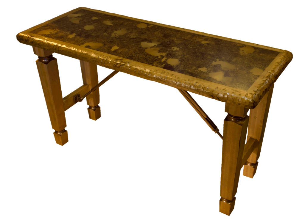 table CF025